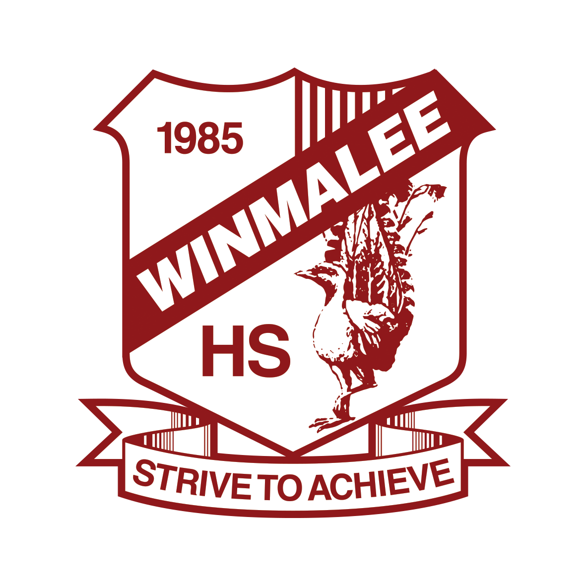 Winmalee High School logo